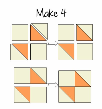 Peach blocks