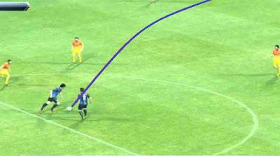 Trik cara mencetak gol pes 2017