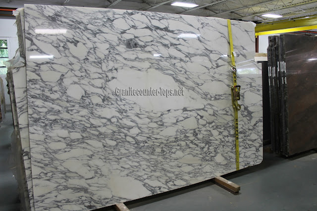 Arabescato Corchia Extra Polishing White Marble Slab