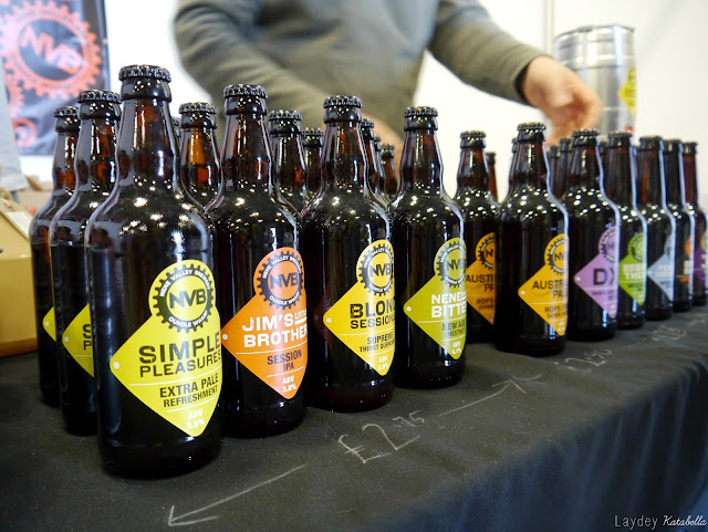 Nene Valley Brewery the autumn food and country fair 2015