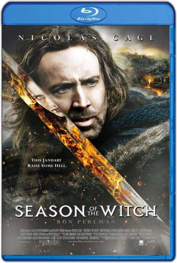 Temporada de brujas (2011) HD 1080p Latino