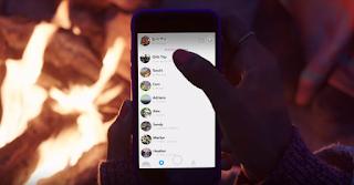 Fitur custom stories snapchat yang baru Android iOS