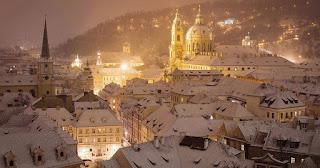 Να γιατί η Πράγα τον χειμώνα είναι η ωραιότερη πόλη της Ευρώπης