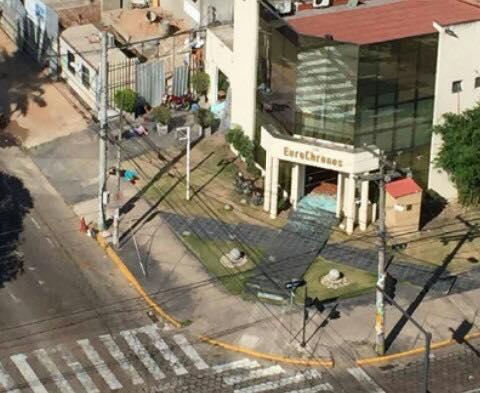 Santa Cruz vivió una jornada de tragedia y violencia el 13 de julio en  céntrica avenida Irala