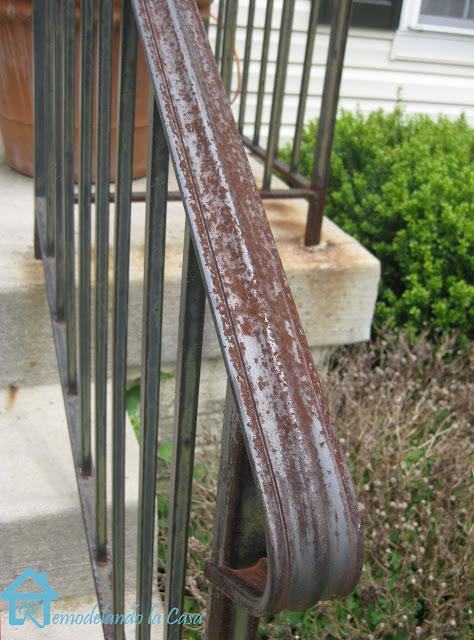 Remodelando La Casa Front Yard Care And De Rusting