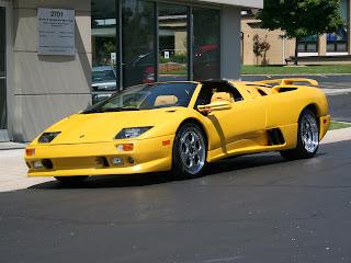 Dream Fantasy Cars-Diablo VT Roadster