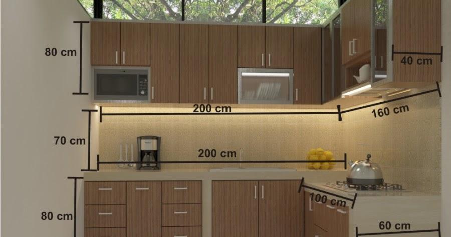 Cara menghitung estimasi biaya pembuatan kitchen set jasa for Biaya bikin kitchen set