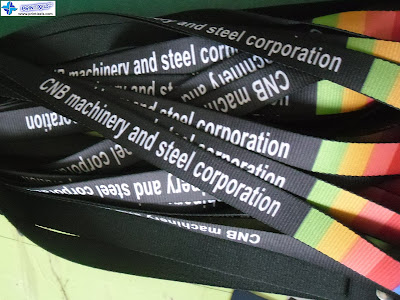 ID Laces - CNB Machinery and Steel Corporation
