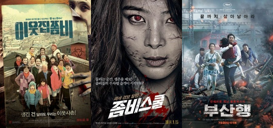 5 Film Zombie Korea Yang Wajib Ditonton Dari Train To Busan Sampai