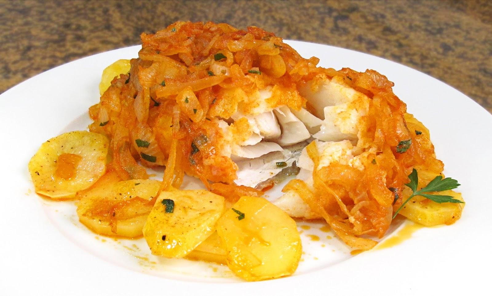 Hoy cocina la yaya bacalao con patatas for Cocina bacalao con patatas