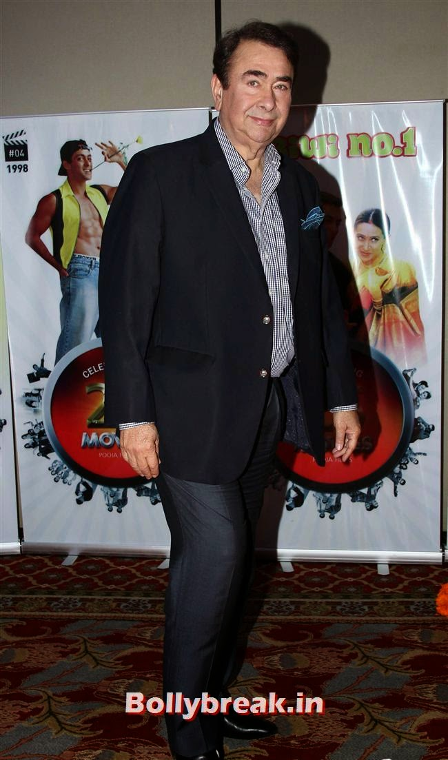 Randhir Kapoor, Vashu Bhagnani's Puja Films 25 Film Completion Party