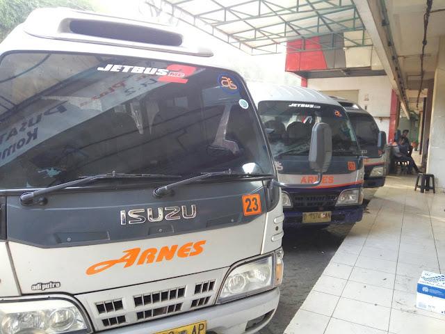 Tarif Arnes Shuttle Jatinangor - Baltos Bandung