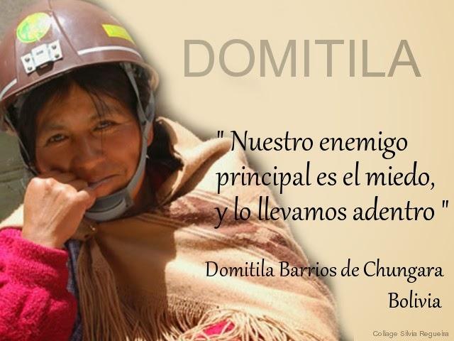 LA MASACRE DE SAN JUAN: El testimonio de Domitila Chungara
