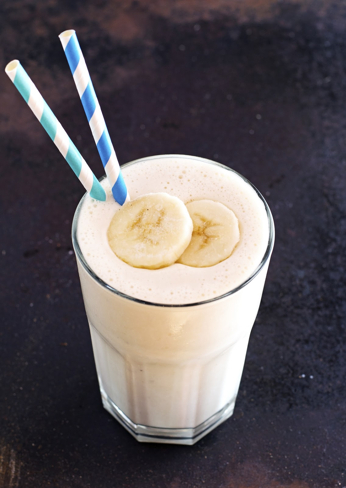 Creamy Banana Breakfast Smoothie
