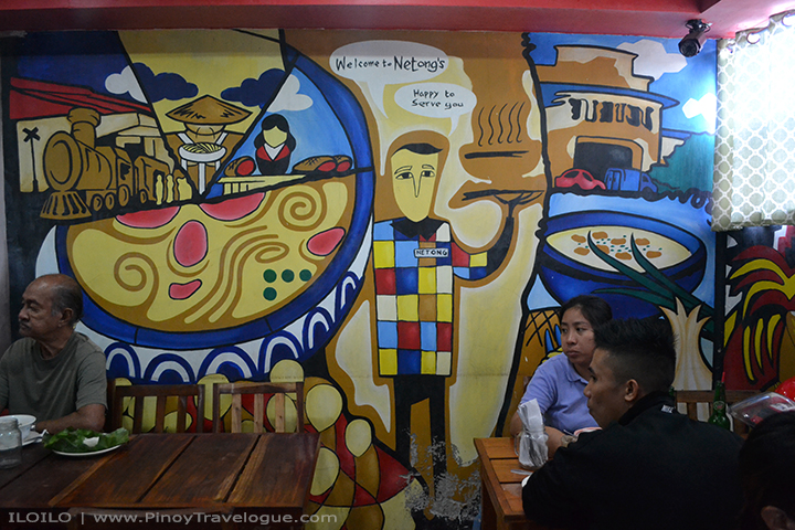 Dining with Ilonggos at Netong's, La Paz Market
