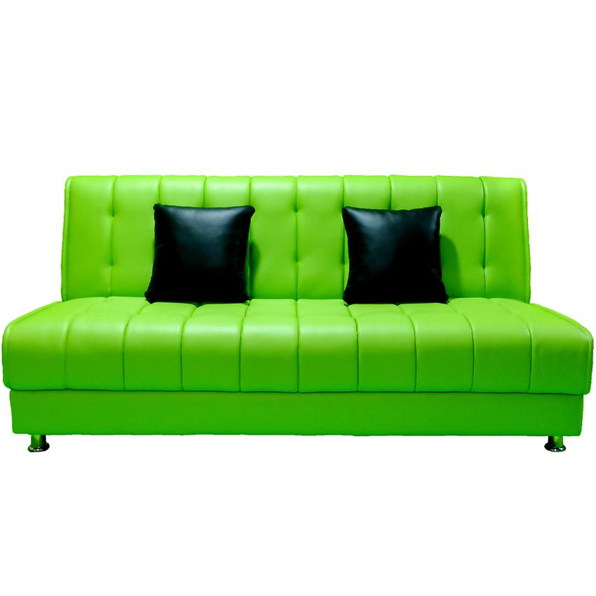 Ken living sofa bed ultra hijau jual sofa sofa murah for Sofa bed jual