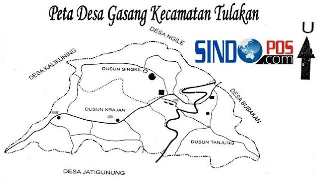 Profil Desa & Kelurahan, Desa Gasang Kecamatan Tulakan Kabupaten Pacitan
