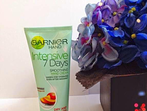 Review: Garnier Smoothing Hand Cream
