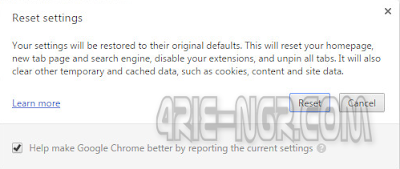 Chrome Cleanup Tool 6.44.3 Terbaru