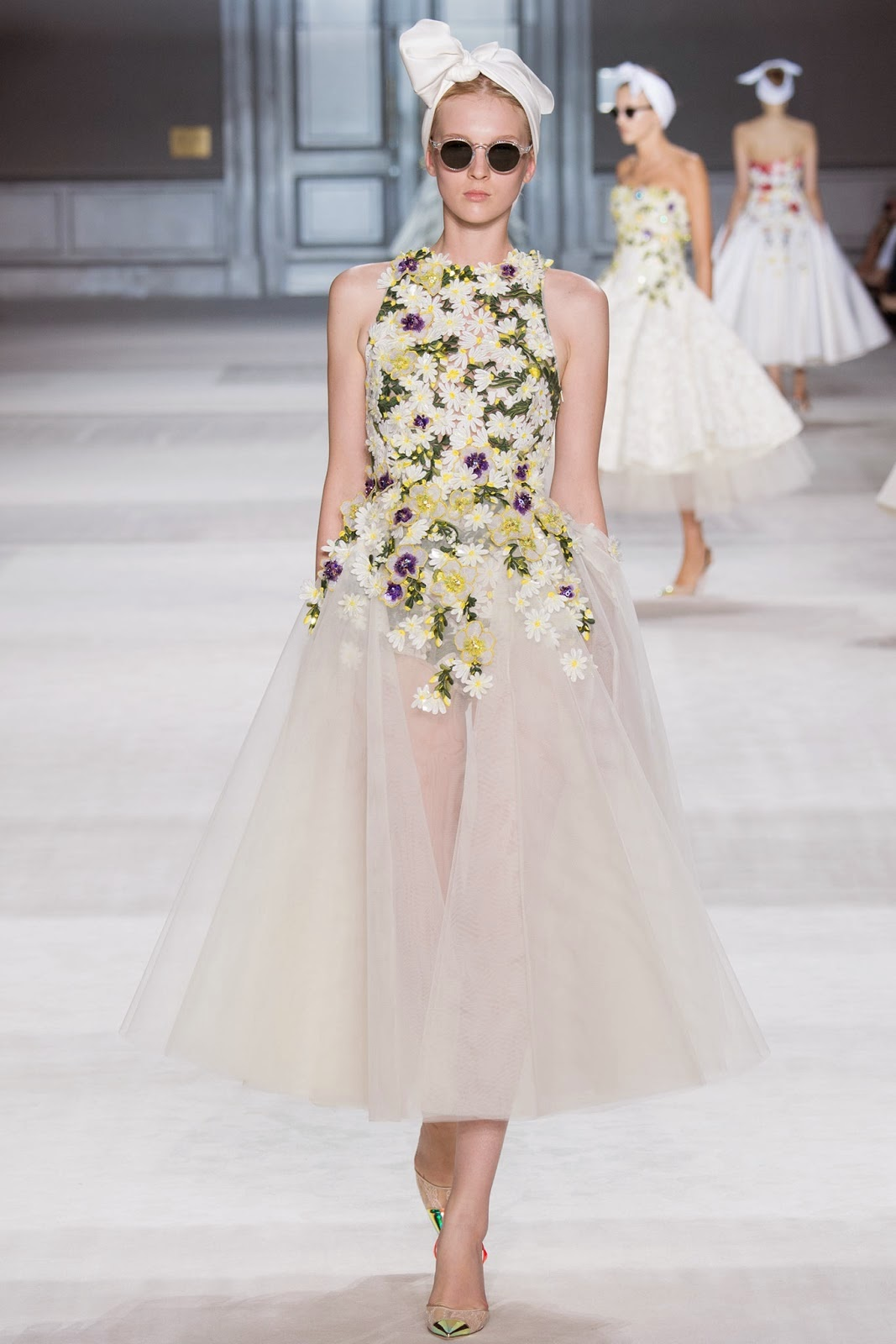 Giambattista Valli Fall 2014 Paris Haute Couture