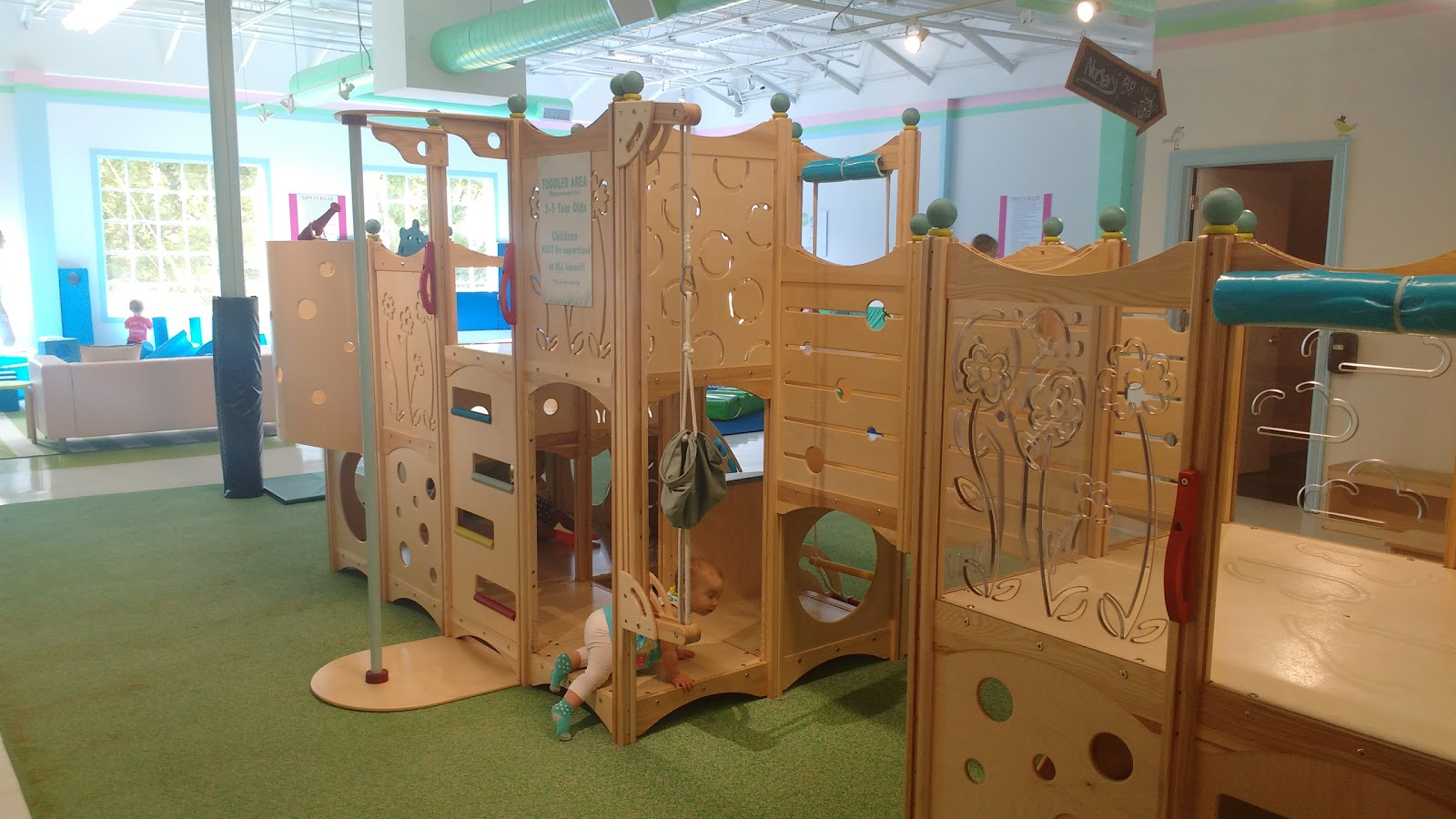 Indoor) Playground of the Week: Ma-Jest-Kids - Houston New Moms