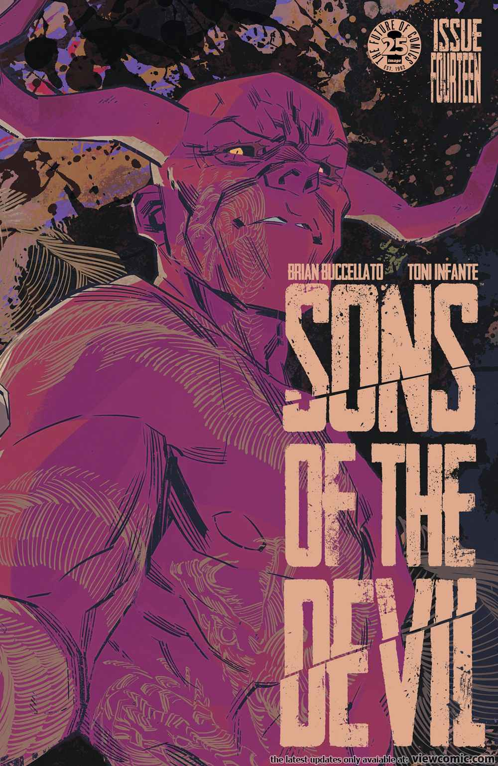 Sons of the Devil 014 (2017)  | Vietcomic.net reading comics online for free