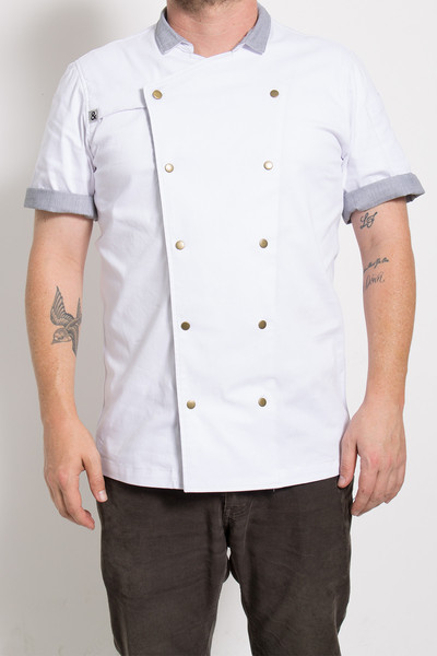 Salt Chef Coat