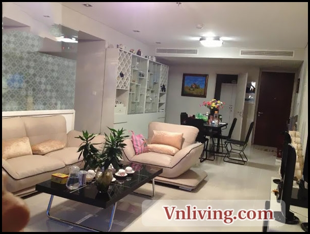 2 Bedrooms for rent in City Garden high floor