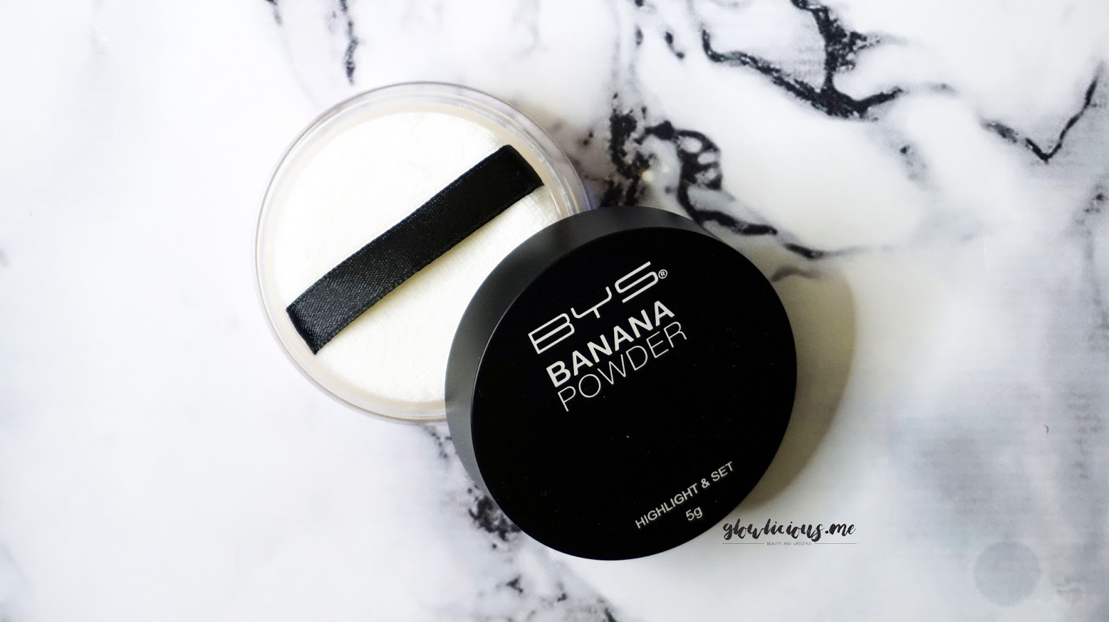Kemasan /packaging BYS Banana Powder