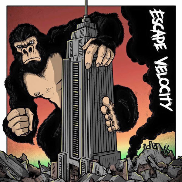 """July 31st"" the song about Tony Sly by Escape Velocity"