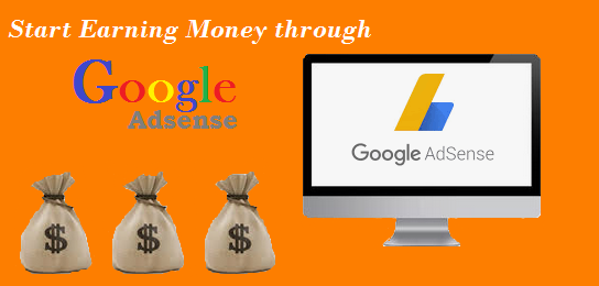 How to Make Money Online with your Blog Google adsense