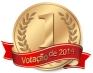 votação paidverts 2014 ouro medalha vencedor