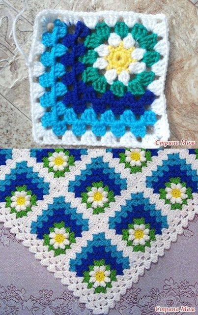 Granny Margarita a Crochet