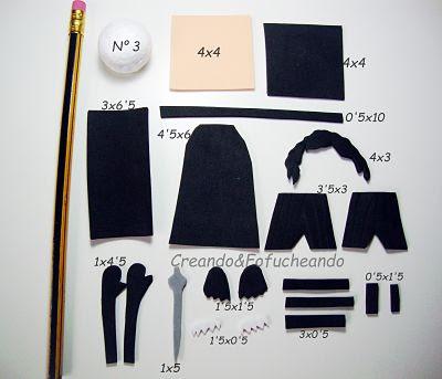 piezas-y-medidas-como-hacer-un-fofulapiz-de-jon-nieve (Juego de tronos)