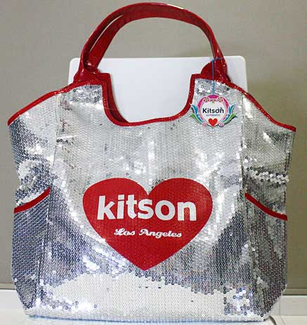 Kitson Sequin Bag Sgd 189 Now 139 100 Authentic Brand New With Tag