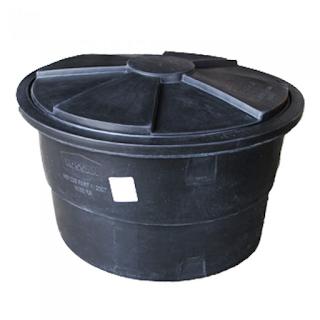 Rumah Idaman : Stainless Steel Water Tank