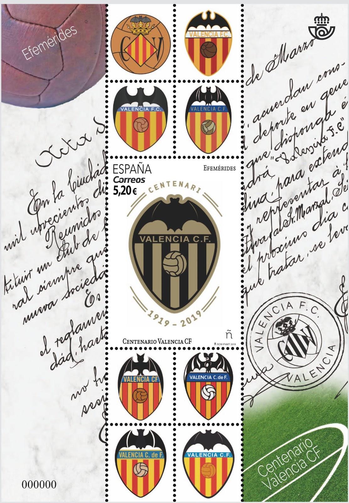 Centenario del Valencia Club de Fútbol