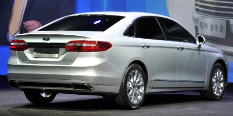 2018 Ford Taurus Redesign