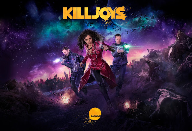 Killjoys Segunda Temporada Syfy
