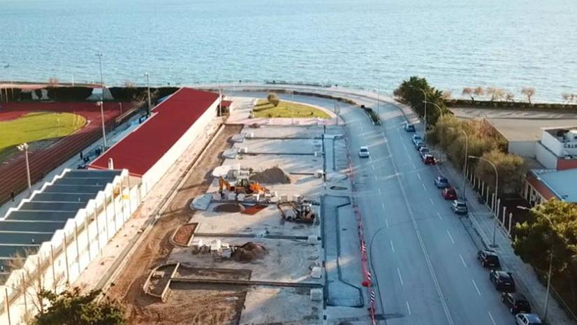 Παύλος Μιχαηλίδης: Να αλλάξει η χάραξη του ποδηλατόδρομου της παραλιακής οδού