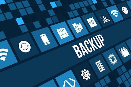 Cara Backup Windows Old di Localdisk C - Windows 10 October Update 2018