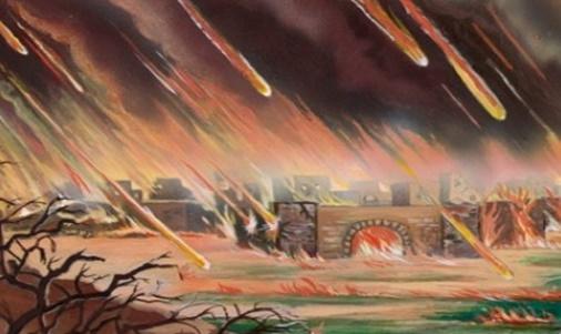 O Dilúvio e a destruição de Sodoma e Gomorra