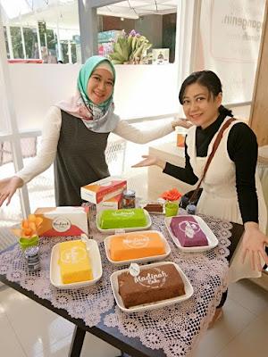 Madinah Cake: Kue Warna-Warni dengan Pilihan 5 Rasa