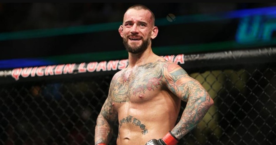 CM Punk Earn $500,000 in UFC 203