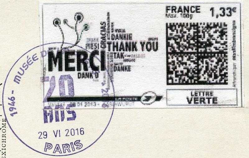 La bo te aux lettres du monde bureaux temporaires - Bureau de change paris 8 ...