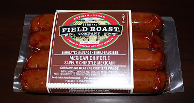 Field Roast's Mexican Chipotle Simulated Sausage