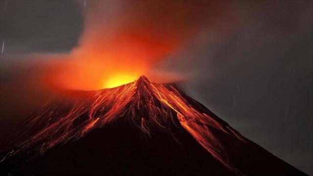 El supervolcán de Yellowstone podría destruir EEUU