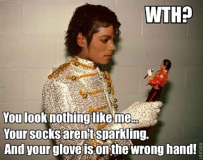 Michael Jackson Doll Meme