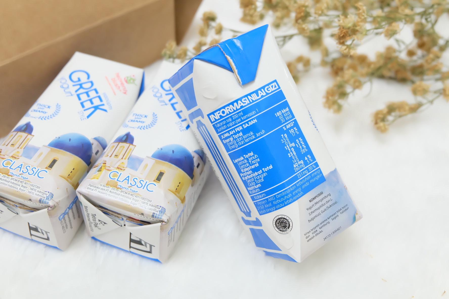 Mulai Hidup Sehat dengan Konsumsi Yogurt