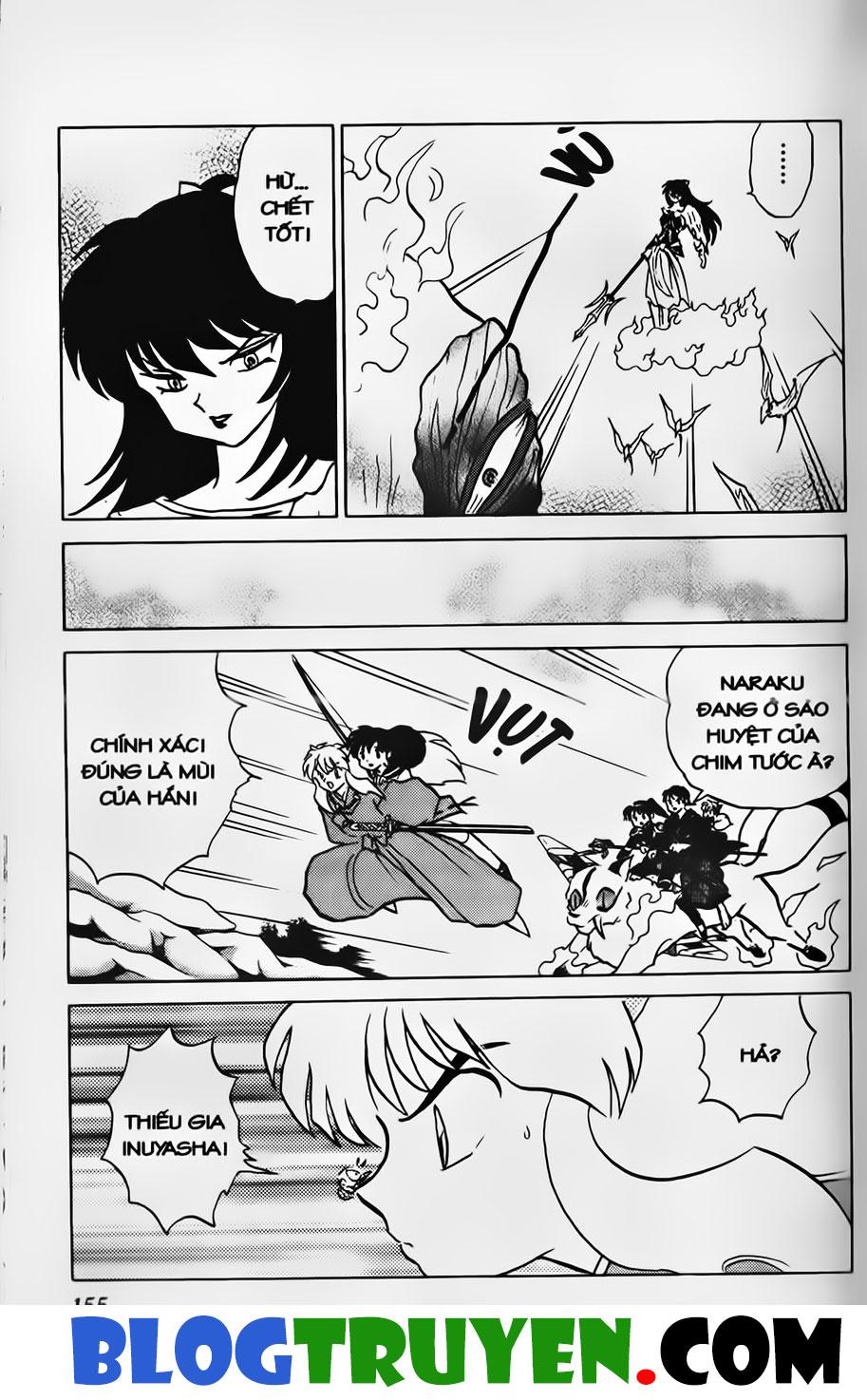 Inuyasha vol 32.9 trang 8